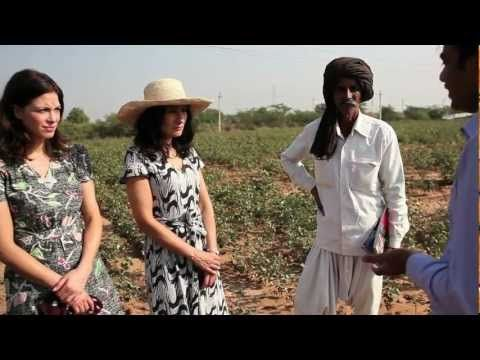 People Tree. Organic and Fair Trade cotton. www.peopletree.co.uk. via Daily Record