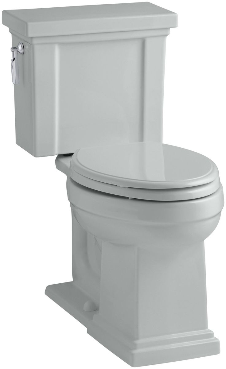 Toto toilets apartment therapy - Tresham Comfort Height 2 Piece Elongated 1 28 Gpf Toilet With Aquapiston Flush Technology And Left
