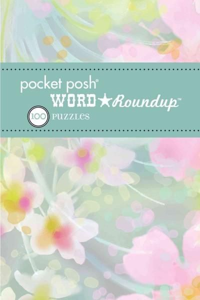 Pocket Posh Word Roundup 9: 100 Puzzles