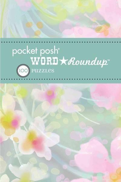 Pocket Posh Word Roundup 9: 100 Puzzles