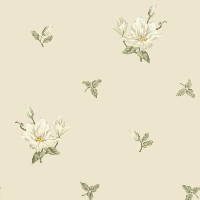 Country Lily Linden/Ivory från Sanderson