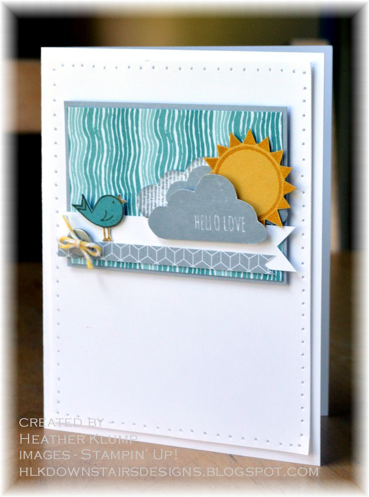 Love the fun layers of this card.