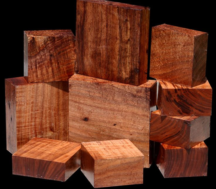 """EXOTIC WOOD : TASMANIAN BLACKWOOD """"Acacia melanoxylon"""" comes from New Zealand, Australia, and Tasmania.  The colors are rich and warm, combining honey brown, black, and red. The wood has an intense three dimensional luminescence with chatoyant figure that is usually present in quarter sawn wood.  It is very stable and easy to work. This is a high class wood that is worthy of many uses! It is very similar to Hawaiian Koa in color, density and acoustic properties.  www.cookwoods.com"""