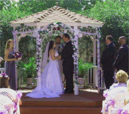 The 25 best Outdoor wedding gazebo ideas on Pinterest Wedding