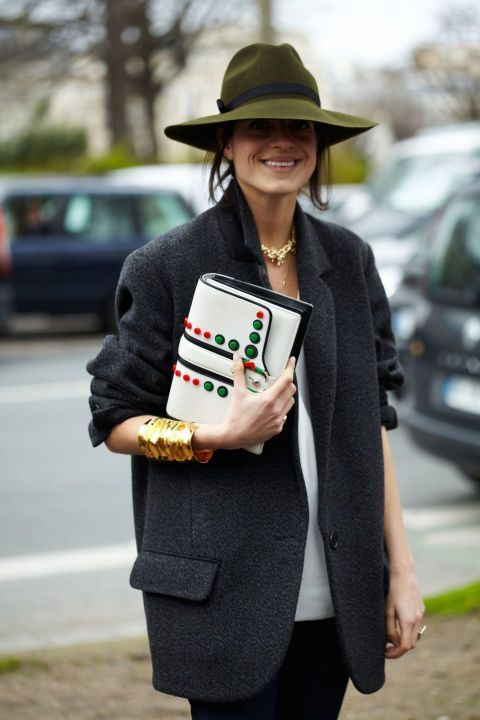 Paris Fashion Week 2014 Street Style