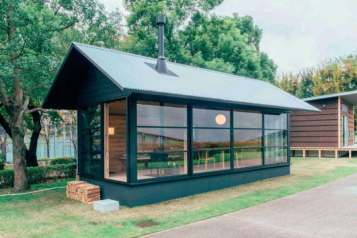 Mujis minimal house - magazine Rooms