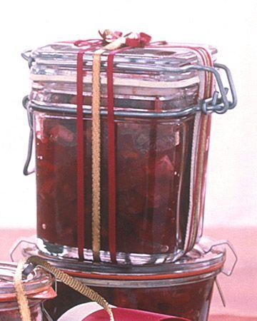 Cranberry Chutney - Martha Stewart Recipes