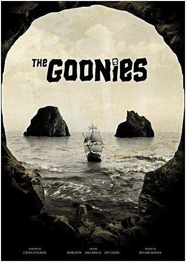 The Goonies   Steven Spielberg