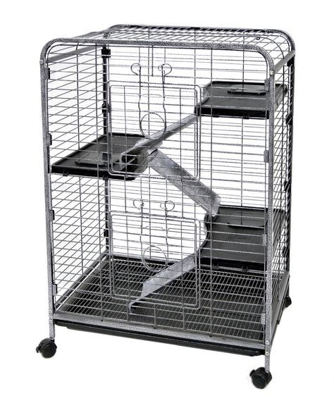 Ware Manufacturing Home Sweet Home 4-Level Small Animal Cage & Reviews   Wayfair