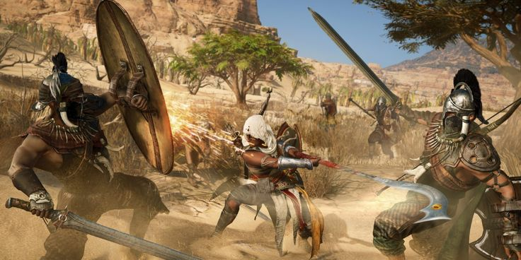 Ubisoft: AC Origins DRM On PC Has No Perceptible Effect On Game Performance