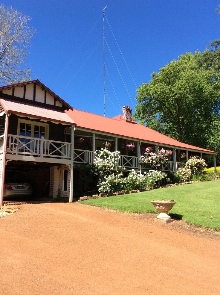 Beautiful homestead in Bridgetown, Western Australia …