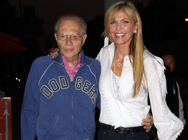 Larry King's eighth wife Shawn may be 26 years his junior but despite a minor blip in their marriage back in 2010 when they briefly filed for divorce, things seem to be going stronger than ever for the lovebirds, who have been married since 1997