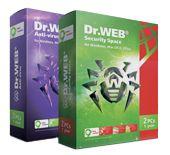 Téléchargement gratuit de l'antivirus Dr.Web pour Android