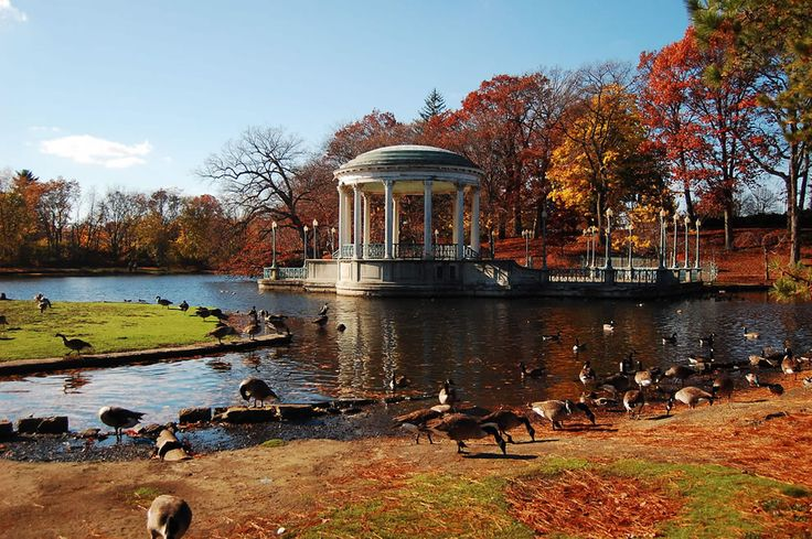 Roger Williams Park 19 of Rhode Island's Most Beautiful Places | The Odyssey