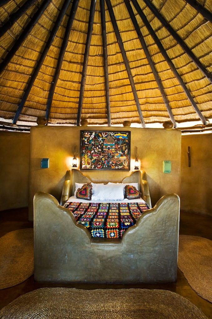 Trendy African Huts