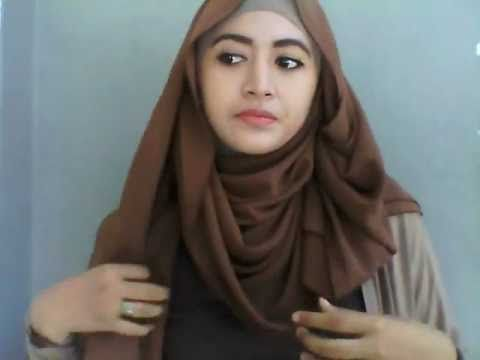 Hijab Tutorial - Tasha (Inspired @Jenahara Nasution)