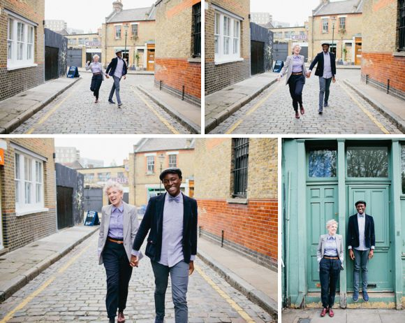 East London e-session. This couple is so in love and cute!