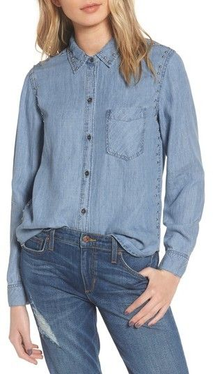 Rails Women's Ingrid Studded Shirt