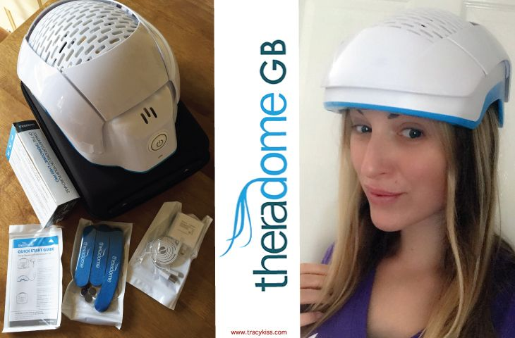 Theradome LH80 PRO Wearable Laser Hair Therapy For Hairloss
