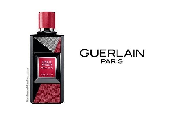Guerlain Habit Rouge Dress Code 2017 Fragrance Perfume News Fragrance Perfume Guerlain