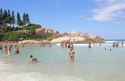 Playas de Brasil: Florianopolis