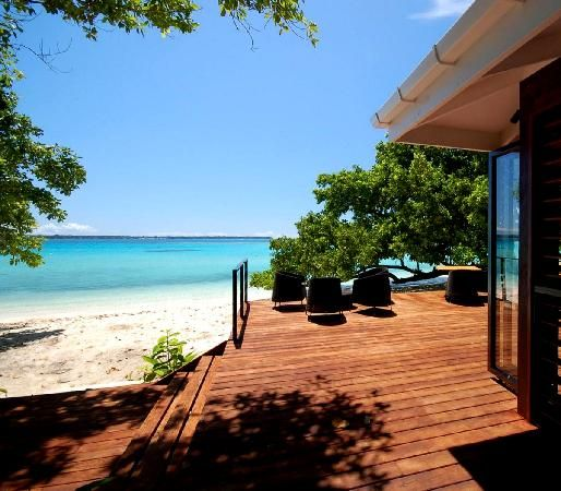 Moyyan - House by the Sea. Espiritu Santo, Vanuatu