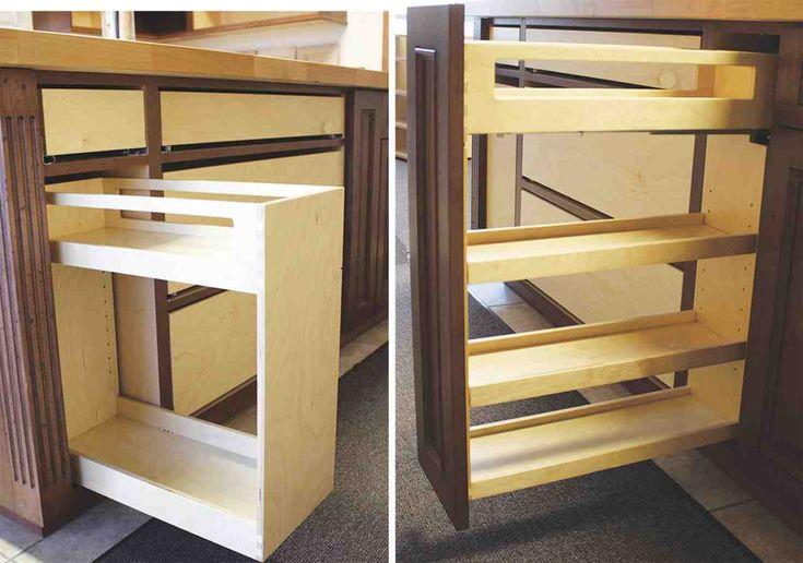 18 Inch Deep Base Cabinets | Kitchen wall cabinets, Base ...