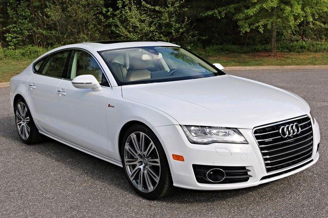 Car brand auctioned:Audi A7 3.0 Premium Plus 2015 Car model audi a 7 premium plus white bge all pwr nav 12 k mi warranty no reserve