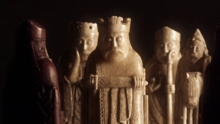 ISODESIGN | Lewis Chessmen | Lews Castle Museum