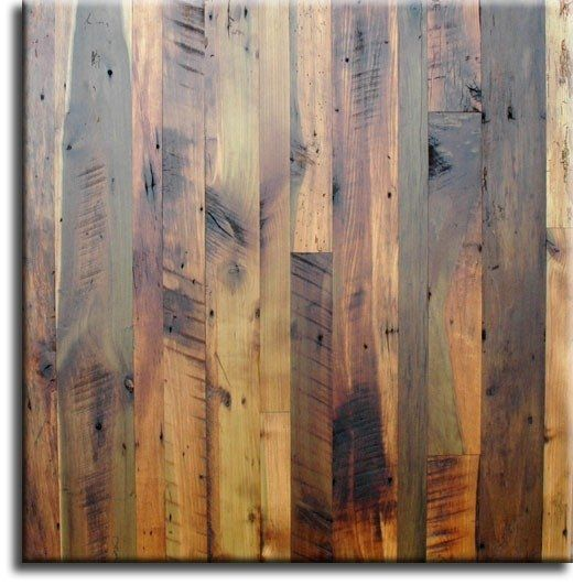 8 best images about reclaimed wood floors on pinterest for Recycled hardwood floors