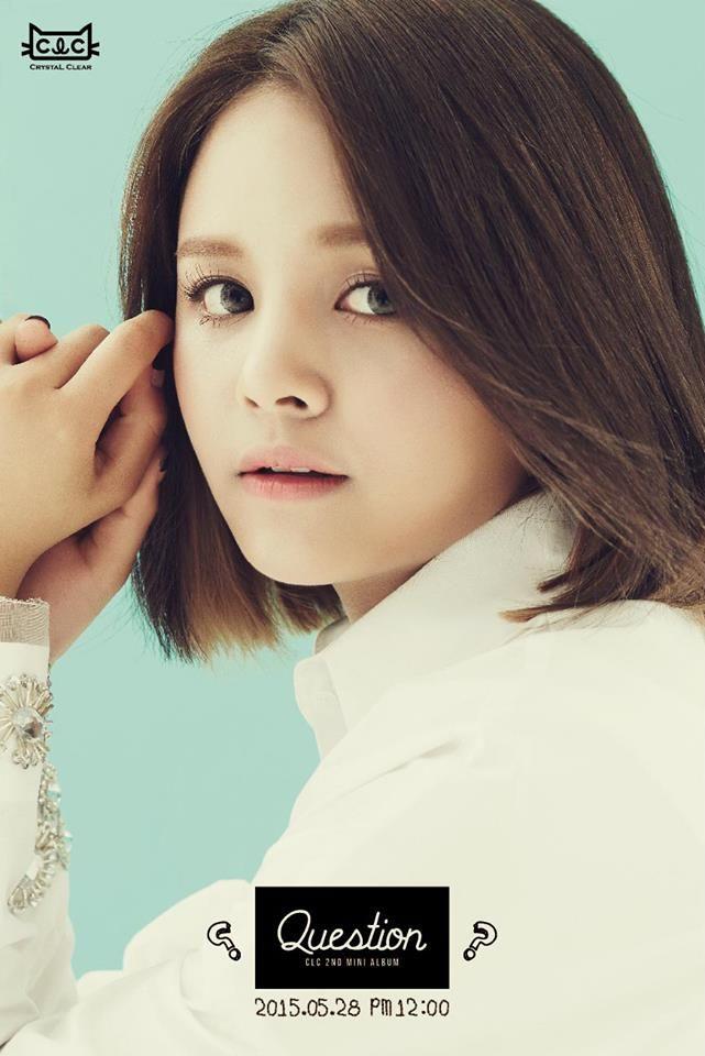 CLC 2nd mini album 'Question' - Sorn