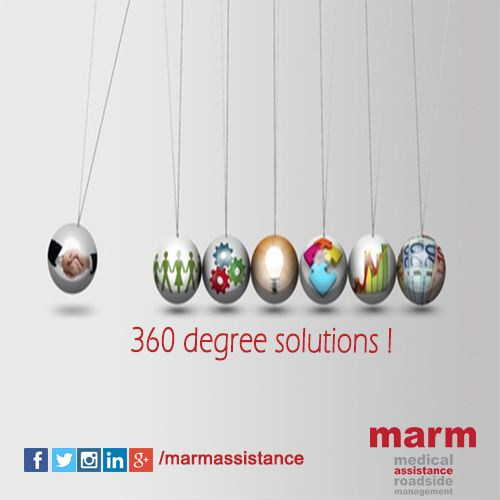 """""""marmassistance came into existence through you 30 years ago and has grown stronger each day together with your guidence and cooperation. Blendering your know how with the of experience of 30 years, marmassistance has strived to be an ever more capable partner where our regional knowledge meets your global reassurance. We dedicate our 30th year to those who made marmassistance what it is today.""""  www.marmassistance.com"""