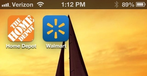 Home Depot-Walmart: 3 Ways to Mainstream Your Brick & Mortar Navigation App and Drive Consumer Engagement In-Store.
