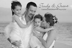 Trudy & Grant - Castaway Island, Fiji - Photography Yoshi Kawai