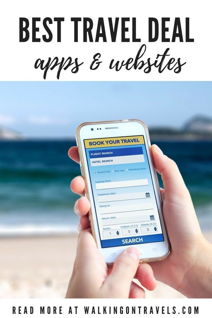 Our Top Travel Deal Apps and Websites to Grab to book your next trip-- don't waste your travel budget by paying full price. We've tested the travel apps for you and these are the ones that actually work and won't disappear in a few months. From package deals to rental cars, flight trackers and comparisons that can tell you whether direct or a long layover will save you the most cash and be worth your time. These Travel apps and travel websites have it all. #traveldeals #travelapps