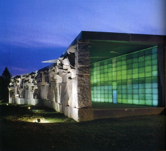 21 best arquithecture arquitectura en galicia images on pinterest architects contemporary - Santiago de compostela arquitectura ...