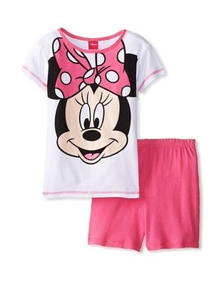 56% OFF Kid's 7-16 Minnie Pajama Set (Assorted)