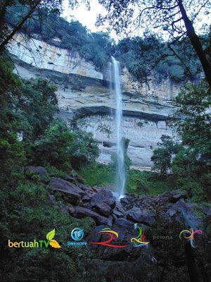 Indahnya Air Terjun Batang Kapas | RIAU DAILY PHOTO