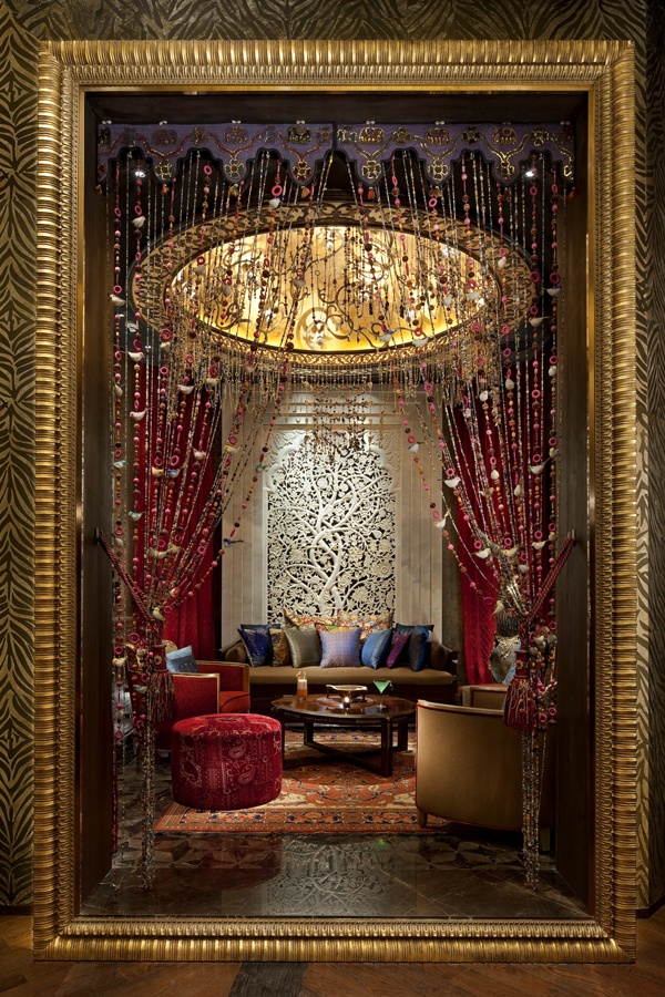 Salon de Ning at The Peninsula Shanghai