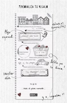 Regalo personalizado para San Valentin // St Valentine personalized gift tutorial