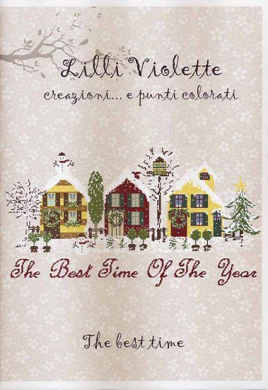 Lilli Violette - Cross Stitch Patterns & Kits - 123Stitch.com