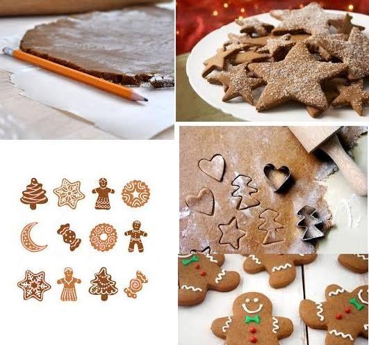 Daddy Cool!: Gingerbread. Η Χριστουγεννιατικη ζυμη