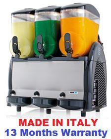 GBG Spin3 Granita Slushy Machine   Slushy & Dispenser & Juicer   Hoskit Online Store   Sydney, Melbourne, Perth, Brisbane