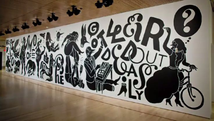 Parra mural in sfmoma murals pinterest illustrations for Mural 7 de setembro