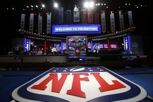 NFL draft first-round order: Titans own top pick
