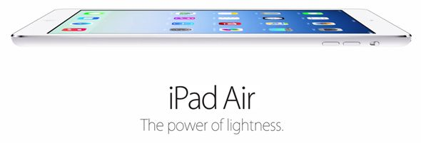 APPLE IPAD AIR ANNOUNCED: FEATURES, AVAILABILITY, PRICE Posted on Oct 23, 2013    If techies ruled national holidays, today would be known a...