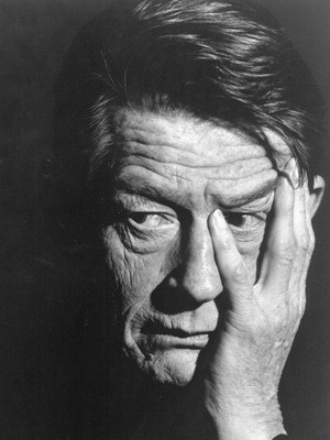 John Hurt (seriously Dr. Who!? 'Introducing John Hurt'!? Like he needs an introduction!)
