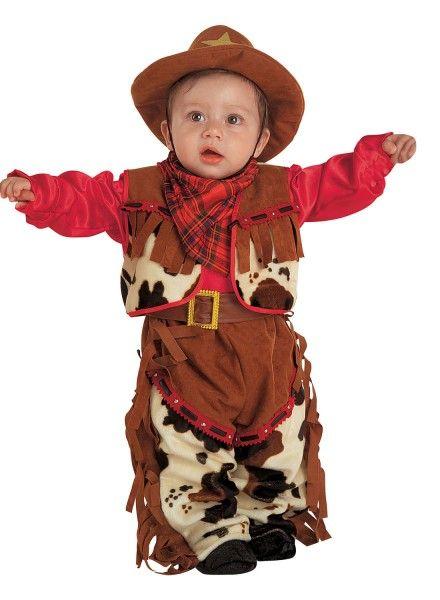 Baby Kostüm Cowboy, Cowboy Kostüm für Kleinkinder