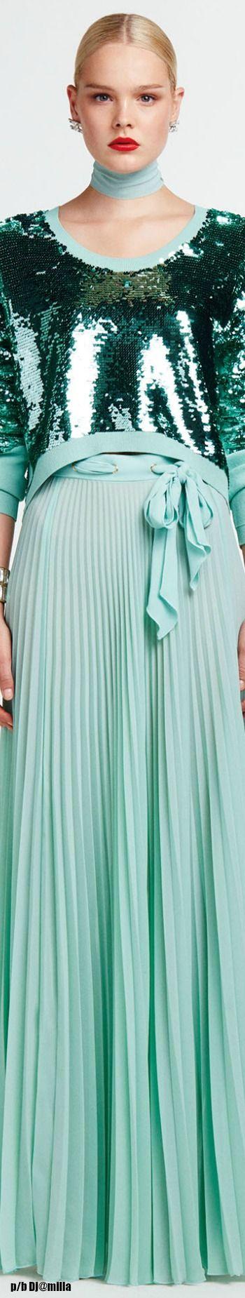 ELISABETTA FRANCHI Spring Summer 2017 - Lookbook