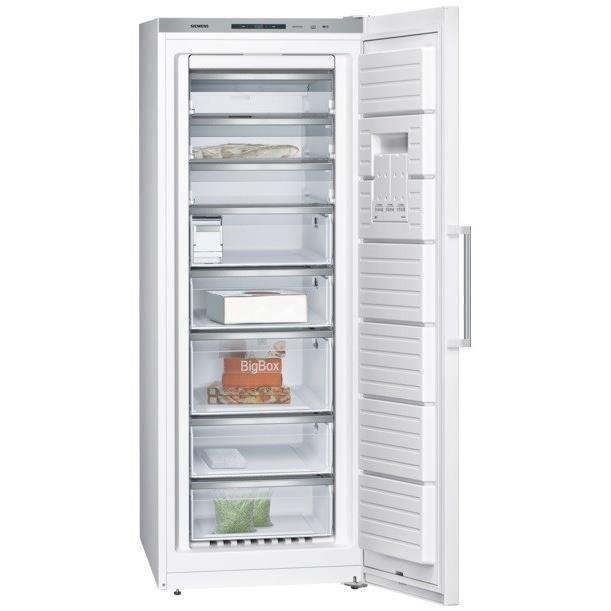 Siemens Gs58naw45 Congelateur Armoire 360l Froid Ventile Classe A L 70 X H 191 Cm Products En 2019 Congelateur Armoire Armoire Et Refrigerate